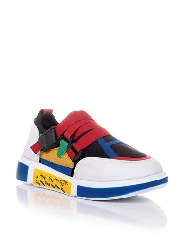 Tonny Black Renkli Unisex Spor Ayakkabı  Tb291-1 Renkli